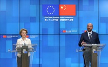 EU phát thông điệp mạnh mẽ với Trung Quốc về luật an ninh tại Hong Kong
