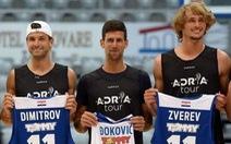 Tay vợt số 1 thế giới Djokovic dương tính với COVID-19