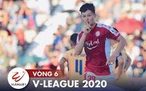Kết quả và bảng xếp hạng vòng 6 V-League chiều 23-6: Chủ nhà toàn thua, CLB TP.HCM lên đỉnh