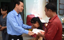 Phó trưởng Ban Nội chính trung ương thăm gia đình bé gái 13 tuổi bị sát hại