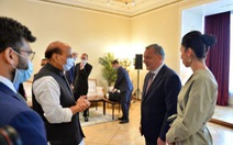 Ấn Độ bác tin gặp cấp bộ trưởng quốc phòng với Trung Quốc bên lề lễ duyệt binh ở Nga