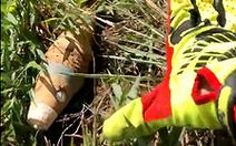 Phát hiện đạn cối trên khu vực chạy marathon có vận động viên bị lũ cuốn tử vong