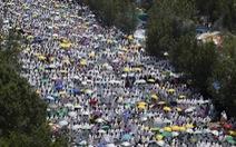 Vì COVID-19, hành hương về thánh địa Mecca từ 2,5 triệu người chỉ còn vài ngàn người