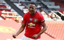 Martial lập hat-trick, Man Utd đại thắng Sheffield United