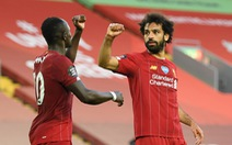 Đè bẹp Crystal Palace, Liverpool chạm tay vào cúp vô địch