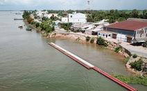 Đề xuất xã hội hóa chỉnh trị dòng chảy sông Hậu để bảo vệ quốc lộ 91