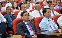 Phó bí thư Quảng Ngãi chỉ đạo đại hội huyện dù bí thư Lê Viết Chữ có mặt