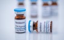 Cơ quan Quản lý dược phẩm châu Âu khuyến nghị dùng remdesivir khi điều trị COVID-19