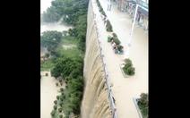 Lũ nhấn chìm miền nam Trung Quốc, chuyên gia lo vỡ đập Tam Hiệp