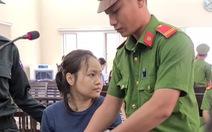 Bị cáo Thiên Hà vụ thi thể trong bêtông: 'Mẹ tôi không đồng phạm giết người'