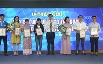 Báo Tuổi Trẻ đoạt 3 giải báo chí viết về công tác đoàn