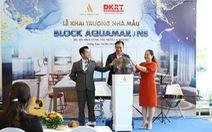 Gần 300 khách hàng tham quan trải nghiệm nhà mẫu khu căn hộ 'resort' Aquamarine