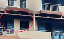 Cháy phòng khách sạn, người phụ nữ Việt chết, người nước ngoài bị thương