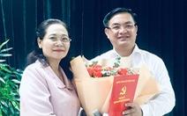 Bí thư quận 3 Trần Trọng Tuấn giữ chức phó chánh Văn phòng Thành ủy TP.HCM