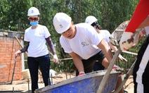 'Ngôi làng bền vững': Những tình nguyện viên đặc biệt, xông xáo và nhiệt tình