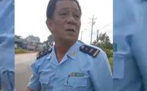 Dân bắt phó Chi cục hải quan cửa khẩu nghi gây tai nạn bỏ chạy giao cho công an