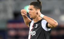 Ronaldo rực sáng, Juventus thắng đậm Lecce