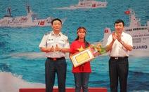 Học sinh lớp 8 chiến thắng cuộc thi 'Em yêu biển đảo quê hương'