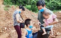 Quảng Ninh: Tiếp tục đưa thêm một gia đình đi cách ly vì nhập cảnh trái phép