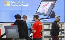 Microsoft đóng cửa vĩnh viễn tất cả cửa hàng bán lẻ