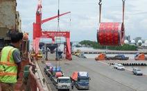 50.000 tấn thép xuất khẩu sau COVID-19 từ cảng của 'Bầu Thắng'