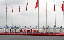 Khởi công nâng cấp đường băng sân bay Nội Bài và Tân Sơn Nhất