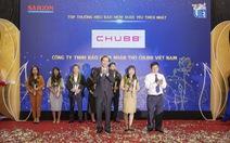Chubb Life Việt Nam được vinh danh trong buổi lễ 'Thương hiệu Việt yêu thích nhất' năm 2020