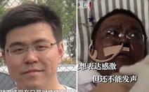 Bác sĩ Vũ Hán da đổi màu đen sạm vì nhiễm virus corona đã qua đời, dân mạng Trung Quốc nổi giận
