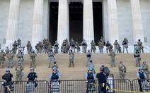 Lầu Năm Góc huy động 1.600 quân đến giữ trật tự vùng thủ đô Washington