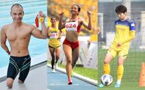 Hành trình trưởng thành cùng thể thao của những 'nhà vô địch'