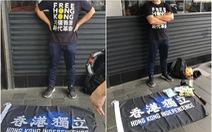 Hong Kong bắt giữ người đầu tiên theo luật an ninh mới