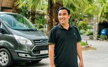 MC Quyền Linh: Không ngại di chuyển đường dài với 'chuyến xe hạnh phúc' Ford Tourneo