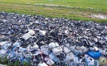Bỏ quy định cấp sổ đăng ký chủ nguồn thải, giảm thủ tục cho doanh nghiệp