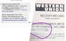 Bộ Công an cảnh báo thủ đoạn lừa mới: Mua online 'trả tiền trước qua Western Union'