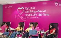 Chubb Life Việt Nam chung tay vì cộng đồng