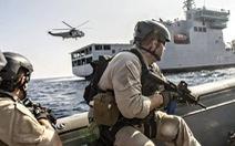 Úc - Ấn ký thỏa thuận cho phép sử dụng căn cứ quân sự của nhau
