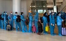 340 công dân Việt Nam từ Nhật Bản về nước, được cách ly tập trung ngay