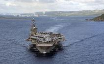 Tàu sân bay Theodore Roosevelt của Mỹ trở lại Thái Bình Dương, tiến về biển Philippines