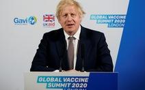 Thủ tướng Anh lại phải tự cách ly lần 2 vì nguy cơ phơi nhiễm virus corona
