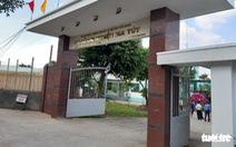 Truy tìm 4 học viên cưa song sắt nhà vệ sinh trốn khỏi cơ sở cai nghiện