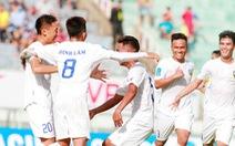 Thủ môn của Tây Ninh 'tặng' An Giang 3 điểm