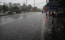 Mưa đá giải nhiệt vùng hạn Ninh Thuận