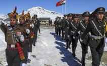 Trung - Ấn thống nhất 'giải quyết hòa bình' căng thẳng biên giới
