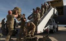 Ông Trump ra lệnh rút Vệ binh quốc gia khỏi Washington D.C