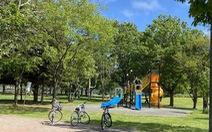 Câu chuyện công viên ở Nhật
