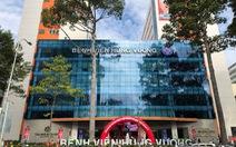 Bệnh viện Hùng Vương khánh thành tòa nhà Bách hợp được xây dựng với gần 350 tỉ đồng