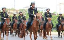 Bộ trưởng Tô Lâm: Sẽ sử dụng giống ngựa trong nước vào đoàn kỵ binh