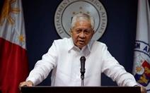Cựu ngoại trưởng Philippines đòi tịch thu tài sản Trung Quốc vì tàn phá Biển Đông
