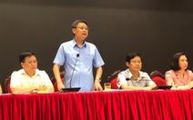Nếu vỡ ống cấp nước sông Đà, Hà Nội đặt mục tiêu khắc phục trong 10 tiếng