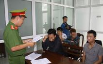 Khởi tố 2 người 'bốc đầu xe' náo động cầu Rồng và đường phố Đà Nẵng